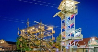 Soar and Explore Zipline and Ropes Course