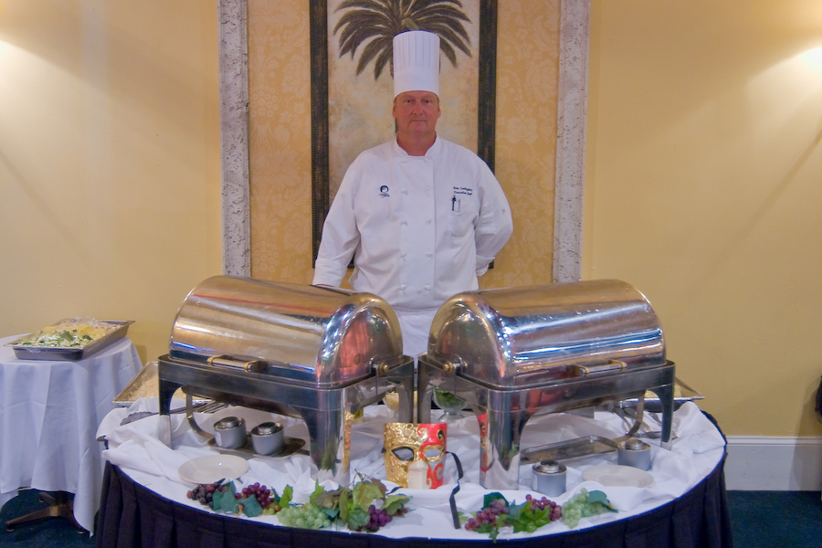 Our catering team offers a wide variety of menus that are sure to fit your needs and leave your guests raving for seconds!
