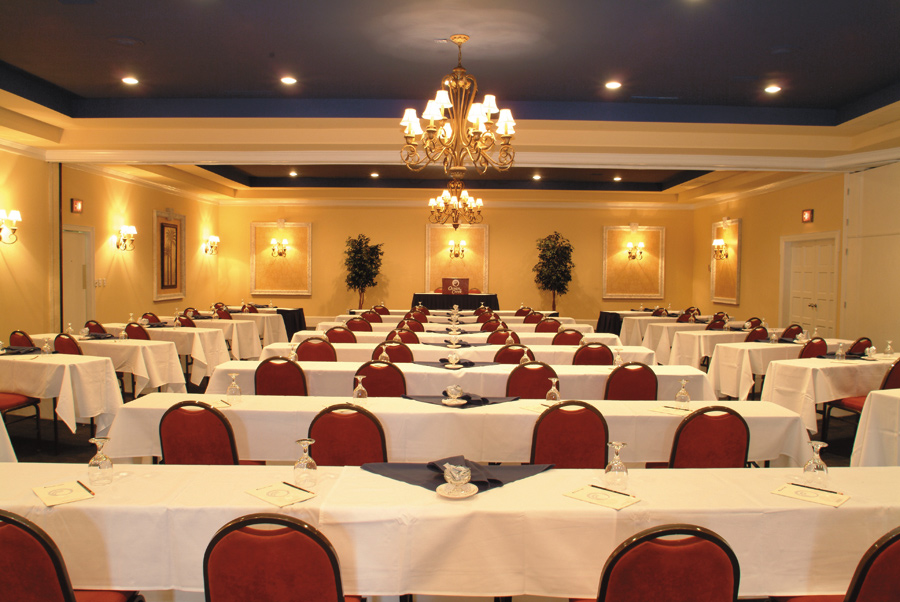 The Water Oaks Conference Center offers a versatile space that can meet your needs for your business meeting, banquet, gala or just about any type of event you can think of.
