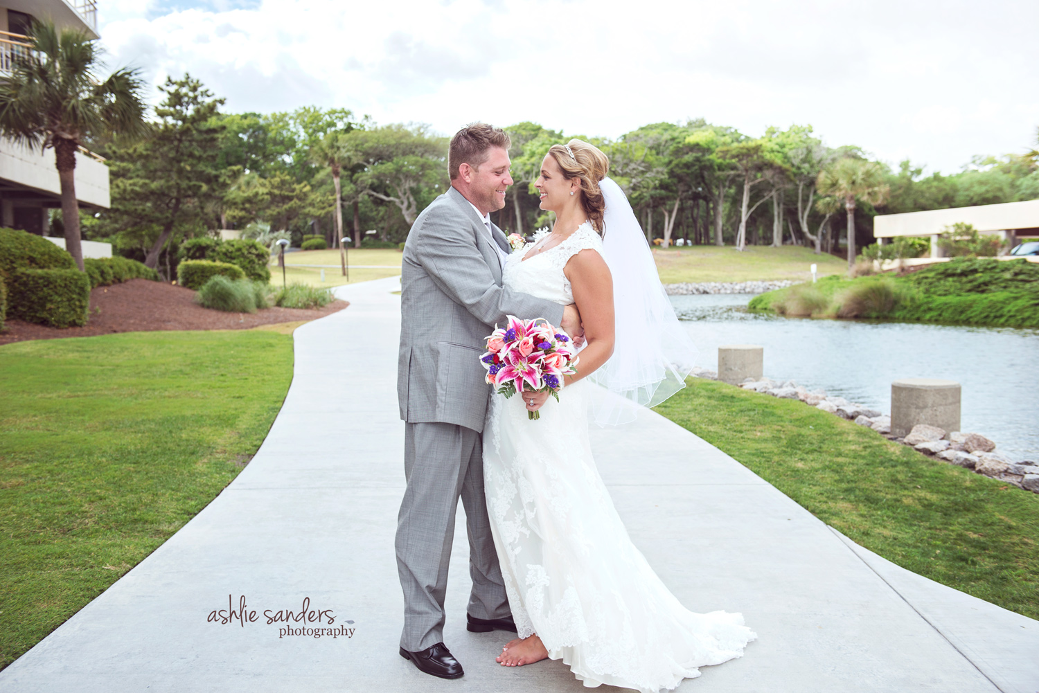 Myrtle Beach Wedding at Ocean Creek Resort